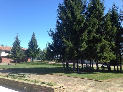 ブルガリアの瞑想センター