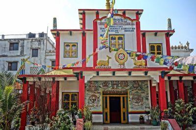 ネパール寺