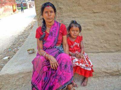 インドの女性