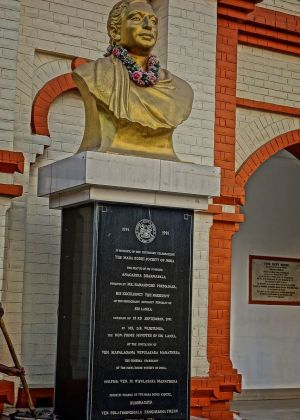 スリランカ寺