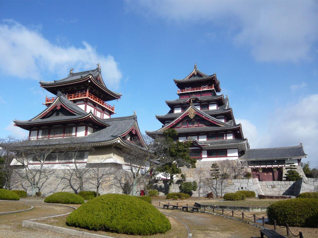 城とか陵墓とか : 伏見城