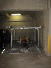 機械式駐車設備