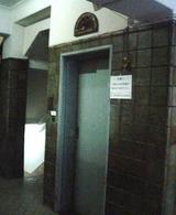 そのエレベーターは銀座で今でも現役です
