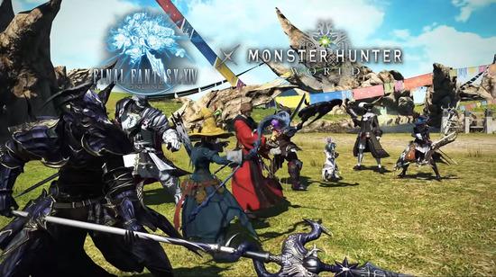 ffxiv-monster-hunter-world