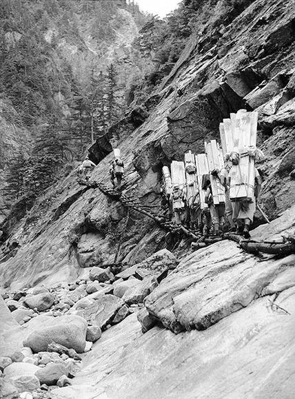 les personnes vivant à la montagne