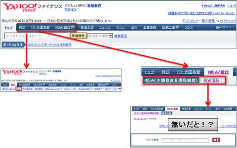 Yahoo Financeの違いに見る日本とアメリカのETFの地位