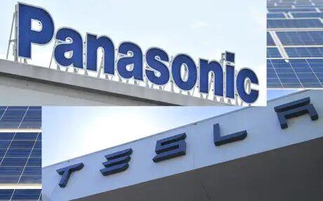 テスラとパナソニック、太陽電池の共同生産解消へ