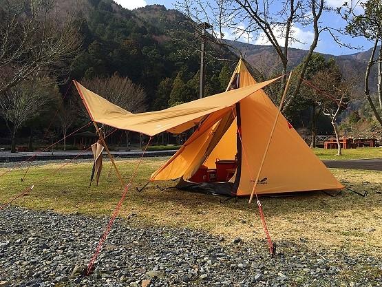 ノースイーグル ワンポールテントmini200の全てをブログで紹介します : Kutikomi