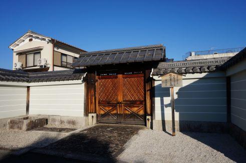 桂宮西ノ墓地 : 京都より愛をこめて