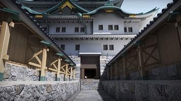 名古屋城- (4)