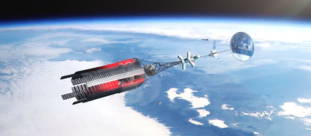ロシアの原子力推進ロケット_1