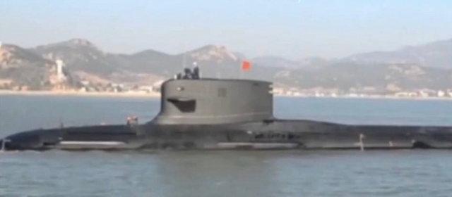 093B型原子力潜水艦_4