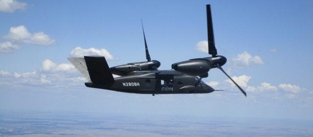 ティルトローター機『V-280』、5...