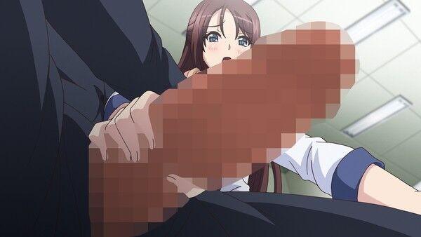 HentaiVideos.net Kanojo ga Yatsu ni Dakareta Hi Episode 2