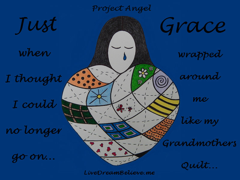 Just Grace by Katherine Clement