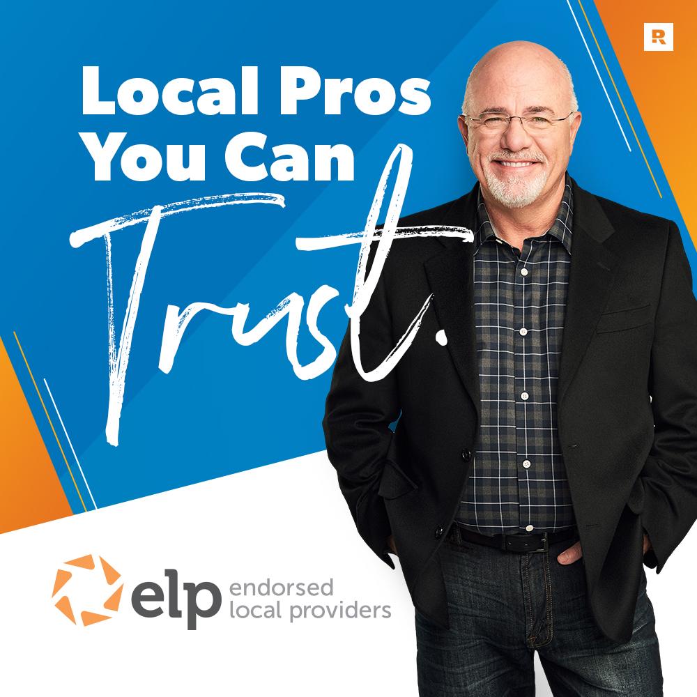 Dave Ramsey Endorsed Local Provider