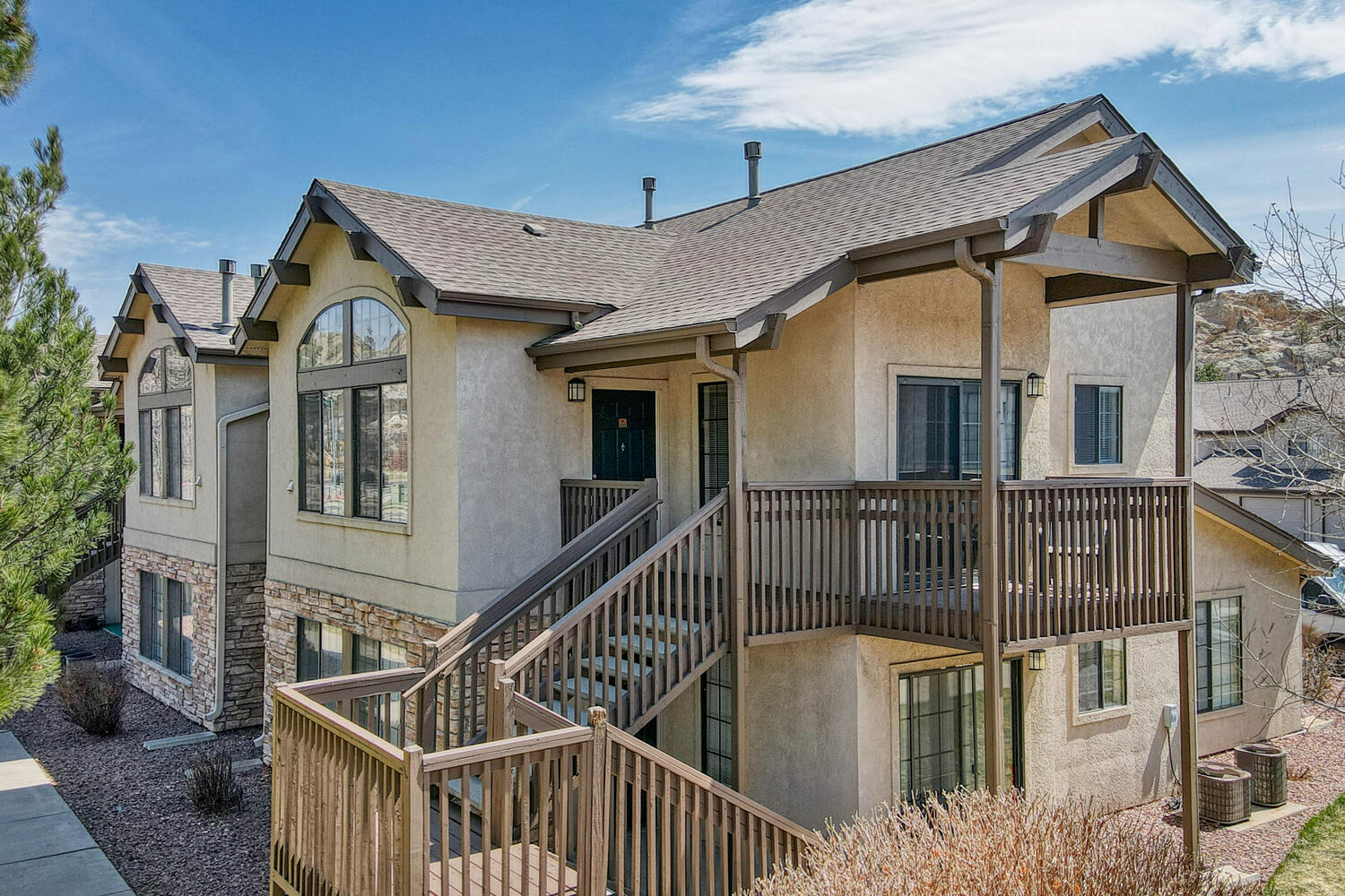 Arbors At Mountain Shadows One Bedroom Condo With Garage