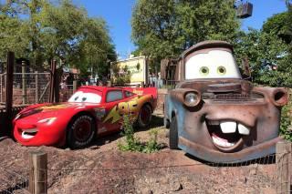 Cars Quatre Roues Rallye, Toon Studio