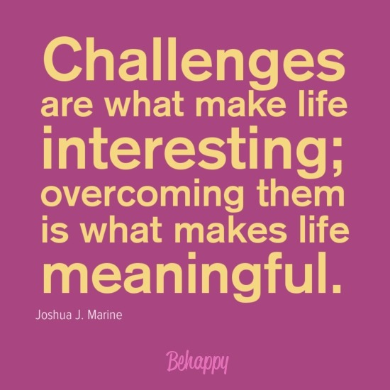 Overcome Challenges successfully – life lessons