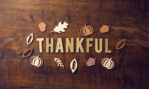 Attitude of gratitude- My life learning