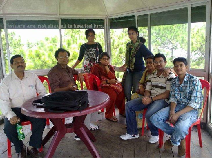 Like-minded Friends at Meghalaya