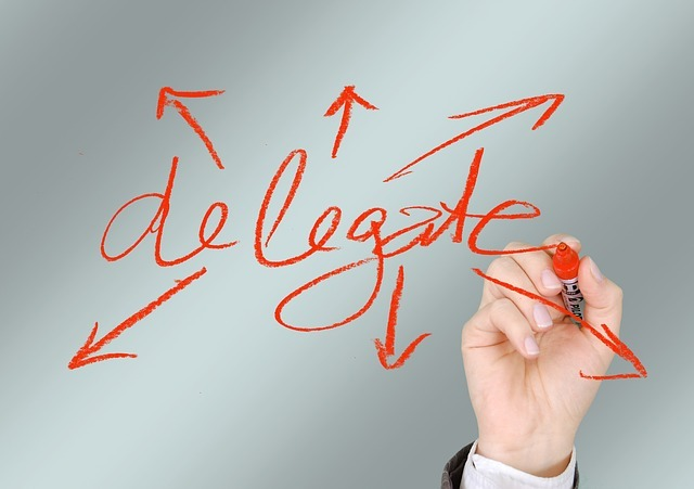 Delegation makes a big impact in your workplace
