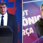 برشلونة يعلن رسميا أن الصراع على منصب الرئيس انحصر بين !!