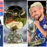 تسريب الفائز بجائزة الكرة الذهبية