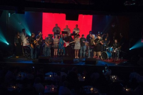 The Last Waltz Live @ The Highline Ballroom  - A Benefit for Music In Common