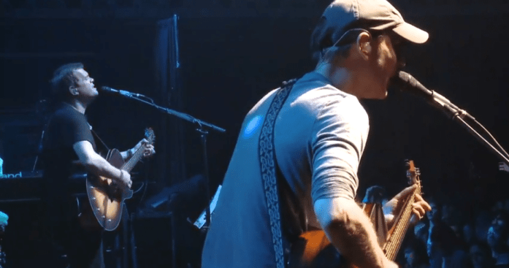 Umphrey's McGee Goes Acoustic For Beautiful 'Southern Cross