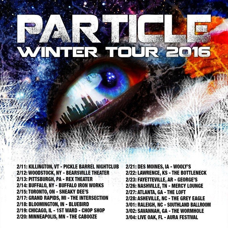 Steve Molitz Tells Us Why Particle's Winter Tour Will Be