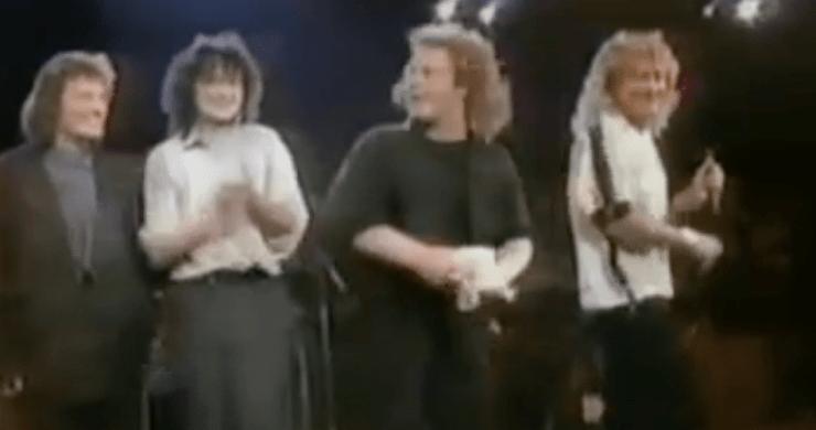 Led Zeppelin, Led Zeppelin MSG, Led Zeppelin Reunion 1988