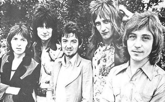 Ronnie Wood The FAces