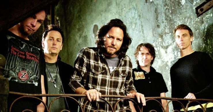 Pearl Jam Live Album To Be Released Via Jack White's Third Man Records
