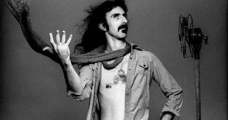 The Top 50 Songs By Frank Zappa