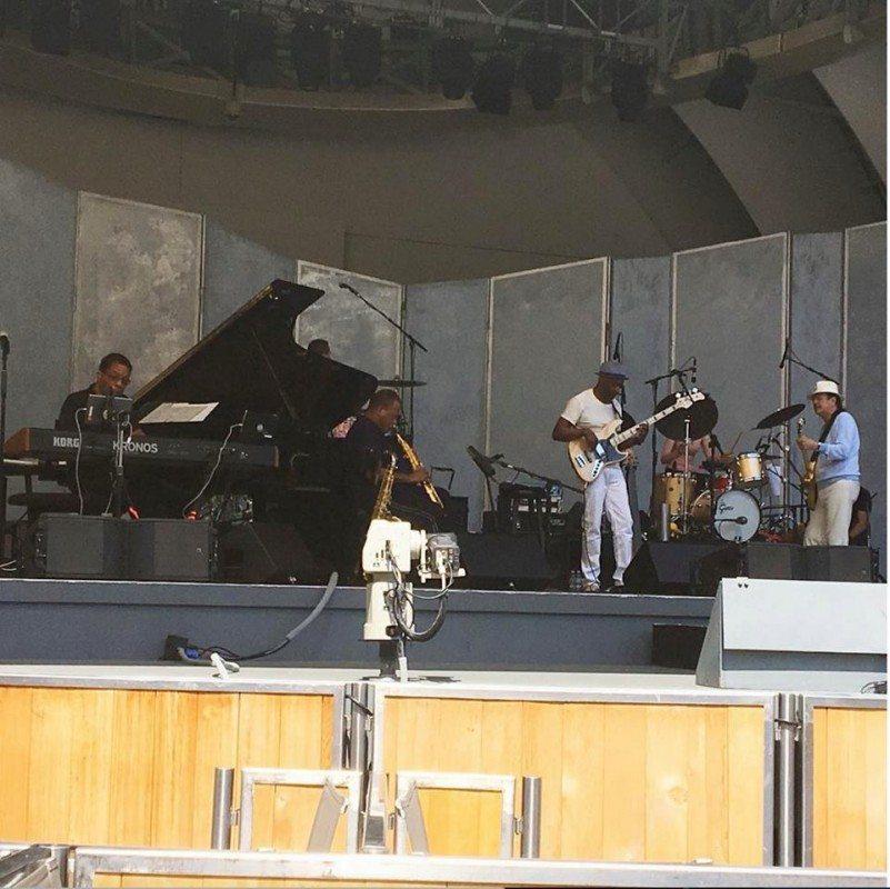 Carlos Santana, Herbie Hancock, Wayne Shorter & More Debut As Mega Nova Supergroup [Watch]