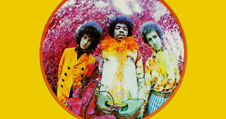 jimi hendrix, jimi hendrix experience, are you experienced