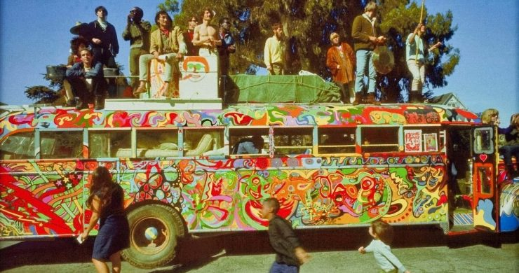 The Grateful Dead Attend Their First Acid Test, On This Day In 1965
