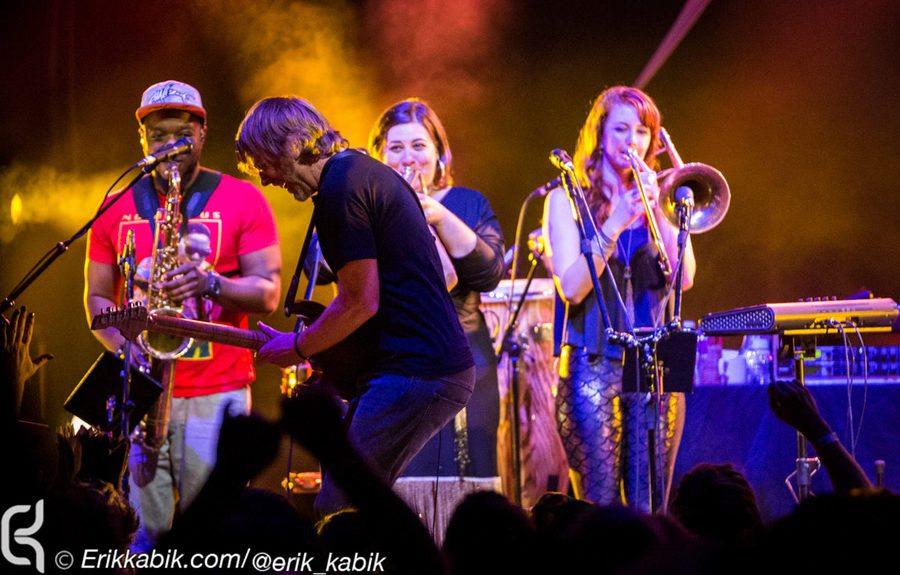 Trey Anastasio Band at Brooklyn Bowl Las Vegas on Halloween 2015, 10/31/15 by © Erik Kabik/ erikkabik.com