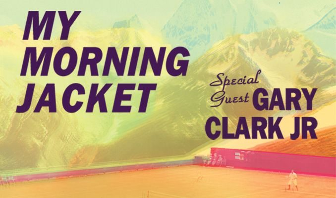 my morning jacket and gary clark jr announce one off show at historic forest hills stadium. Black Bedroom Furniture Sets. Home Design Ideas