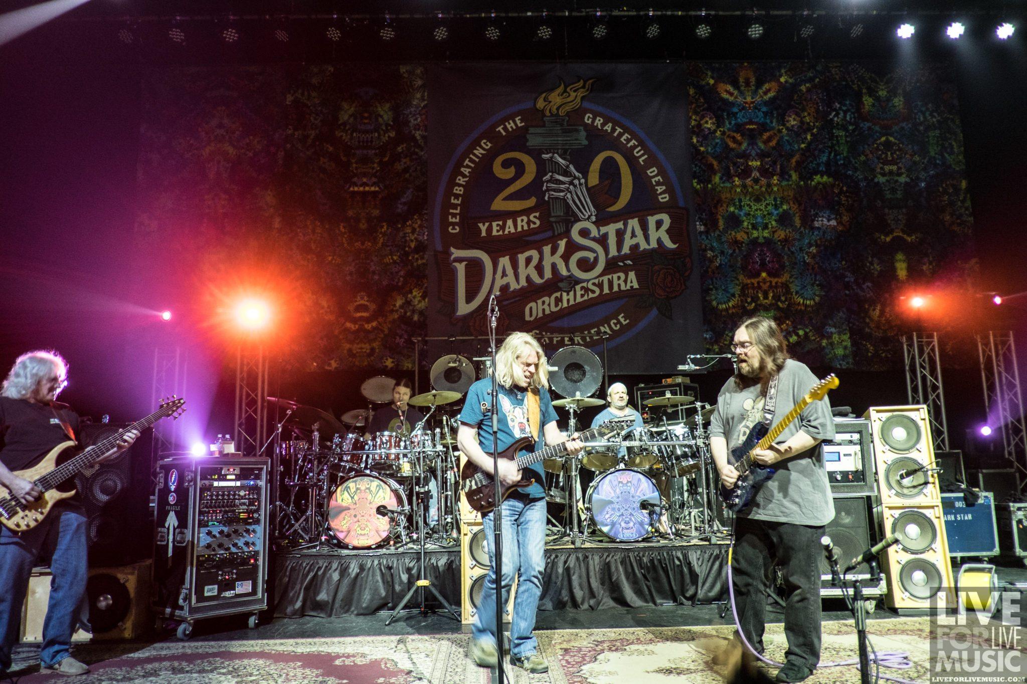 Dark Star Orchestra Recreates Classic 1988 Grateful Dead