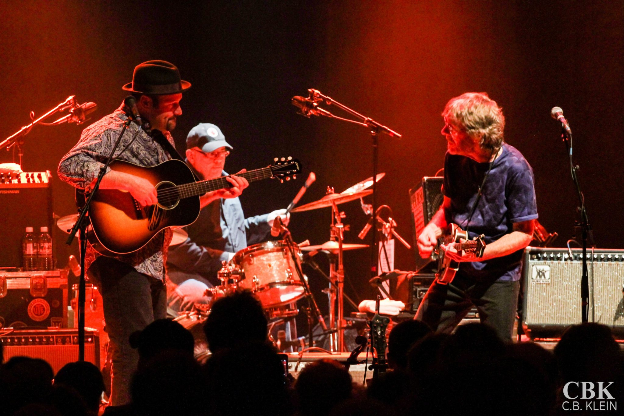 The Sam Bush Band Honors Leon Russell, Welcomes Guests At