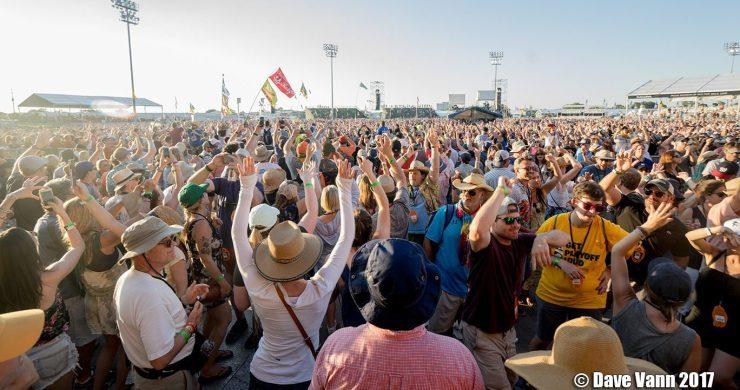 New Orleans Jazz Fest 2018 >> New Orleans Jazz Fest Announces 2018 Music Lineup