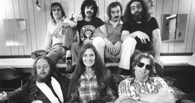 Listen To A Classic Grateful Dead Show At Winterland, Played On ...