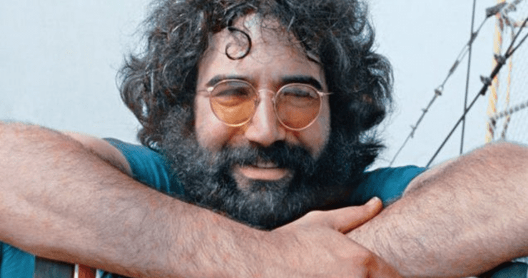 Jerry Garcia, jerry garcia ballads, grateful dead ballads, jerry garcia death