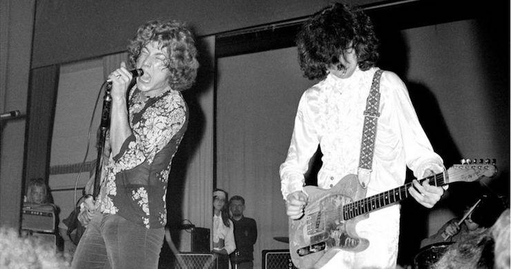Led Zeppelin, Led Zeppelin new yardbirds, Led Zeppelin Denmark, Led Zeppelin 1968, Led Zeppelin first concert, Led Zeppelin live debut, Led Zeppelin Europe