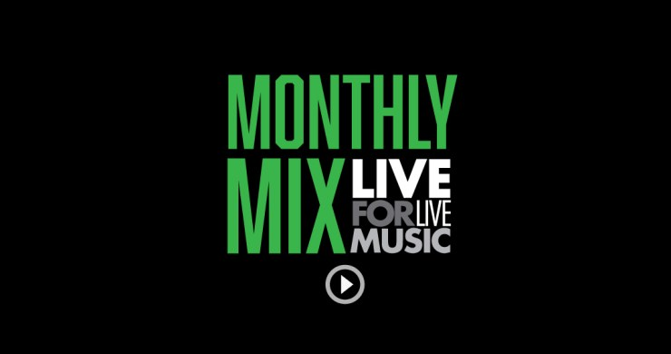 L4LM Spotify, music playlist, new music, live music playlist, hot new music, monthly playlist, best playlists, l4lm monthly mix october, l4lm monthly mix, the monthly mix, hot new music, jam band music, hip hop music, party playlist, driving playlist, gym playlist, curated playlist, good music playlist