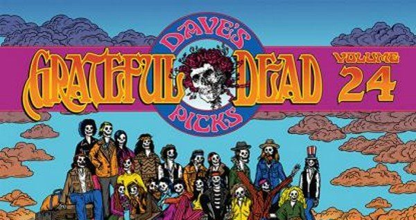Daves Picks Grateful Dead