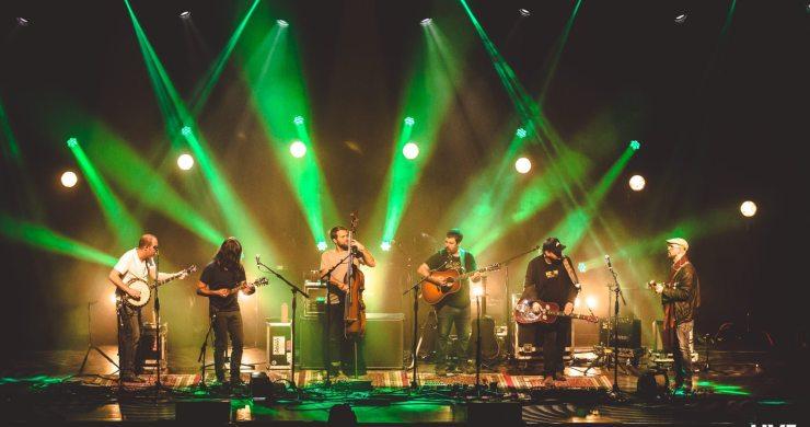 dfd80e83 Greensky Bluegrass Welcomes Tom Hamilton, Covers Grateful Dead ...