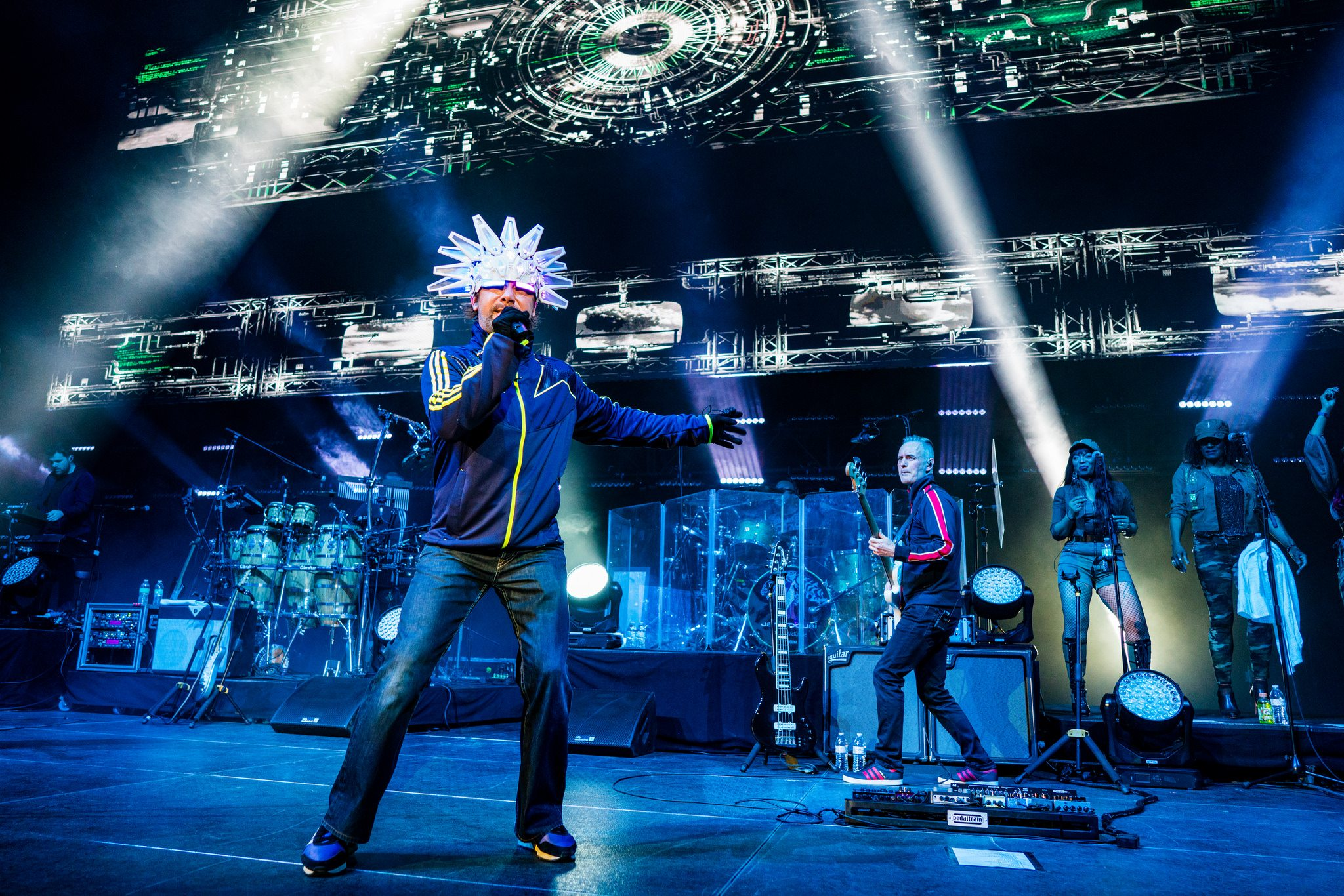 Manifest Destiny: Jamiroquai's Triumphant Return After 13
